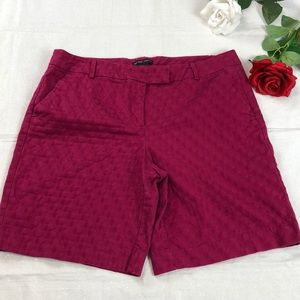New York and Company Pink Shorts 12